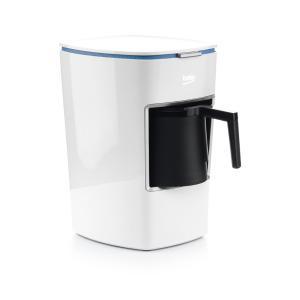 صانع القهوة بيكو أبيض