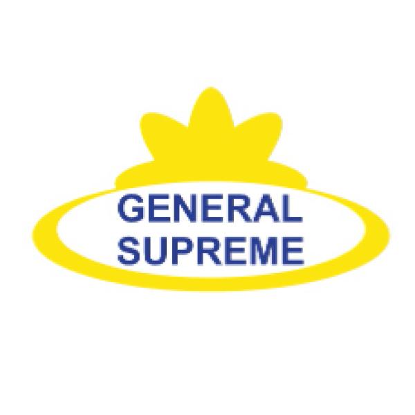 غسالة أوتوماتيك 8كيلو فضي غامق جنرال سوبريم